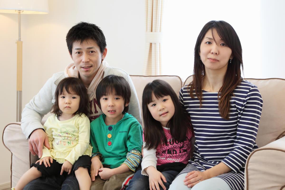 リビンマッチを利用した5人家族の口コミ