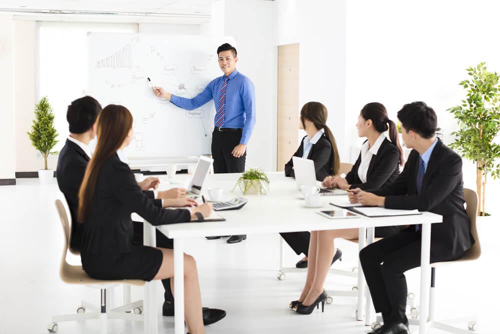 ハウスドゥの社員教育